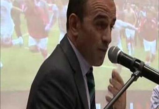 Galip Öztürk – Samsunspor Genel Kurulu Konuşması