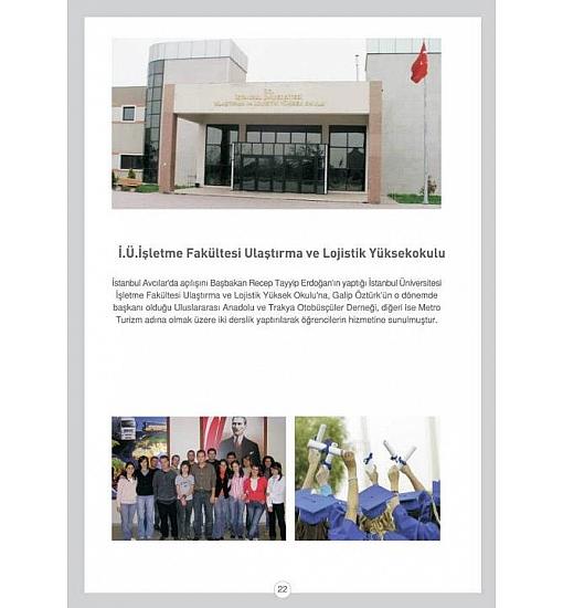 İ.Ü. İşletme Fakültesi Ulaştırma ve Lojistik Yüksekokulu