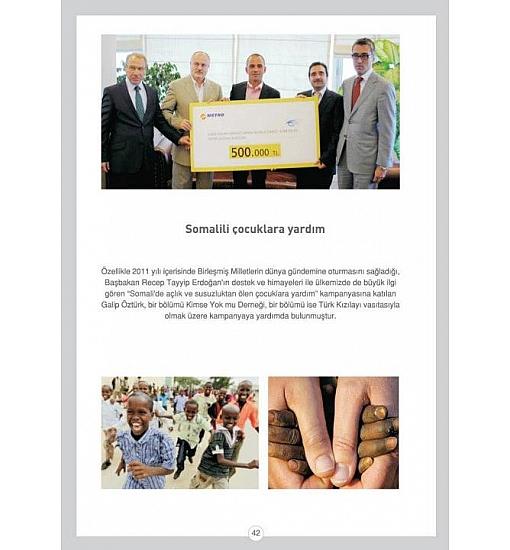 Somalili Çocuklara Yardım