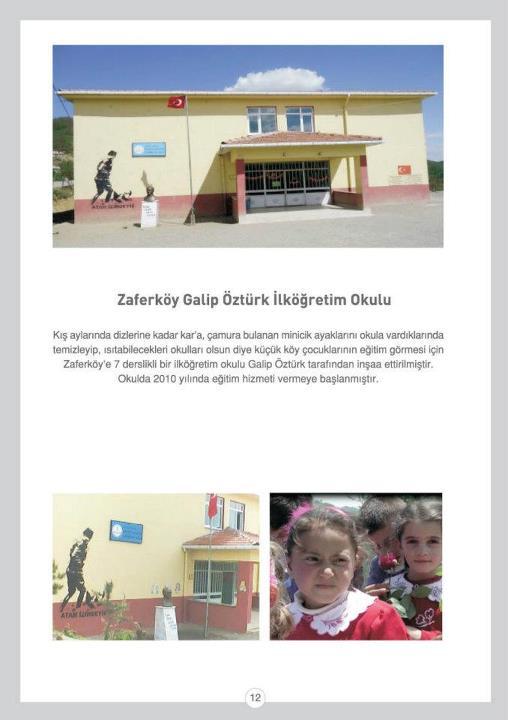 Zaferköy Galip ÖZTÜRK İlköğretim Okulu