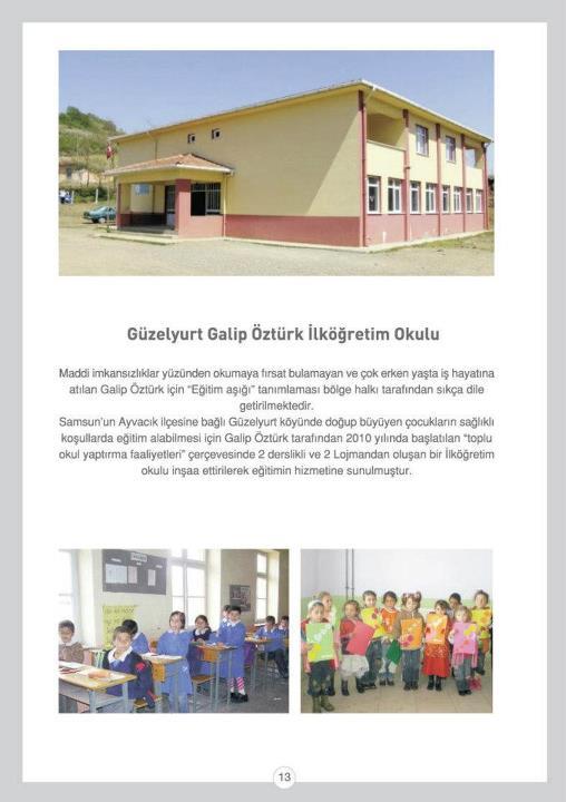 Güzelyurt Galip ÖZTÜRK İlköğretim Okulu