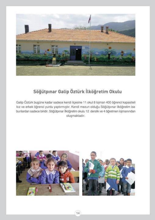 Söğütpınar Galip ÖZTÜRK İlköğretim Okulu