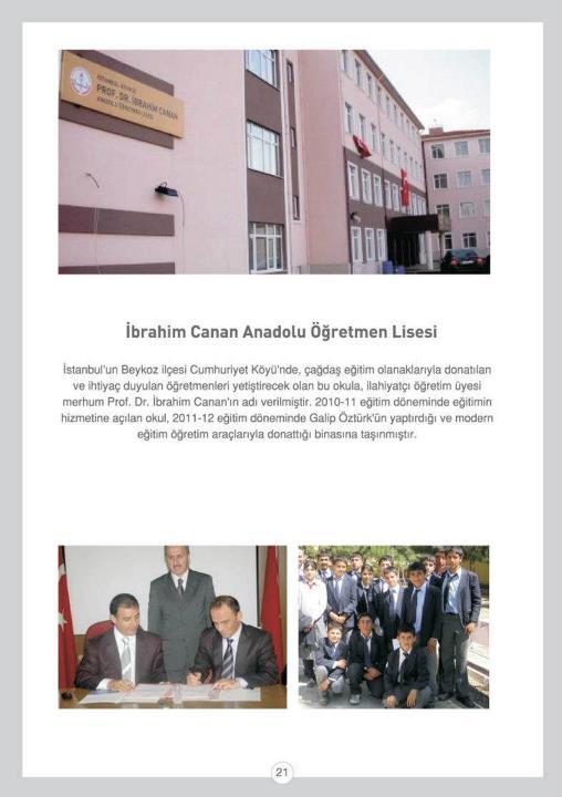 İbrahim Canan Anadolu Öğretmen Lisesi