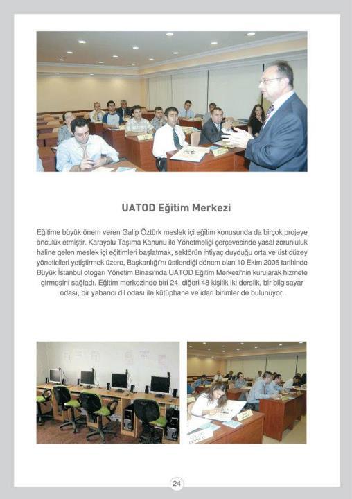 UATOD Eğitim Merkezi