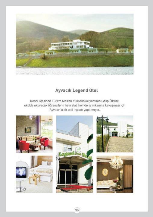 Ayvacık Legend Otel